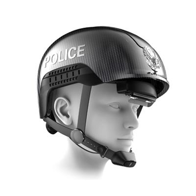 穿戴式智能警务终端