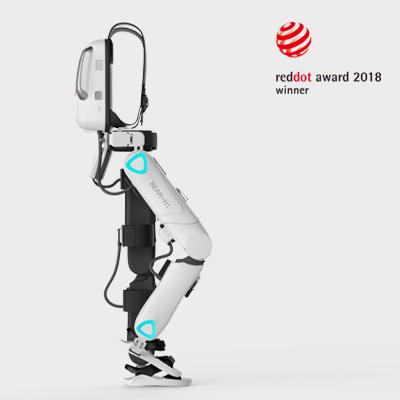 迈步可穿戴式下肢外骨骼机器人